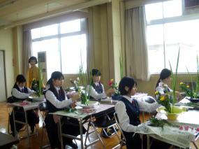 半田東高等学校制服画像